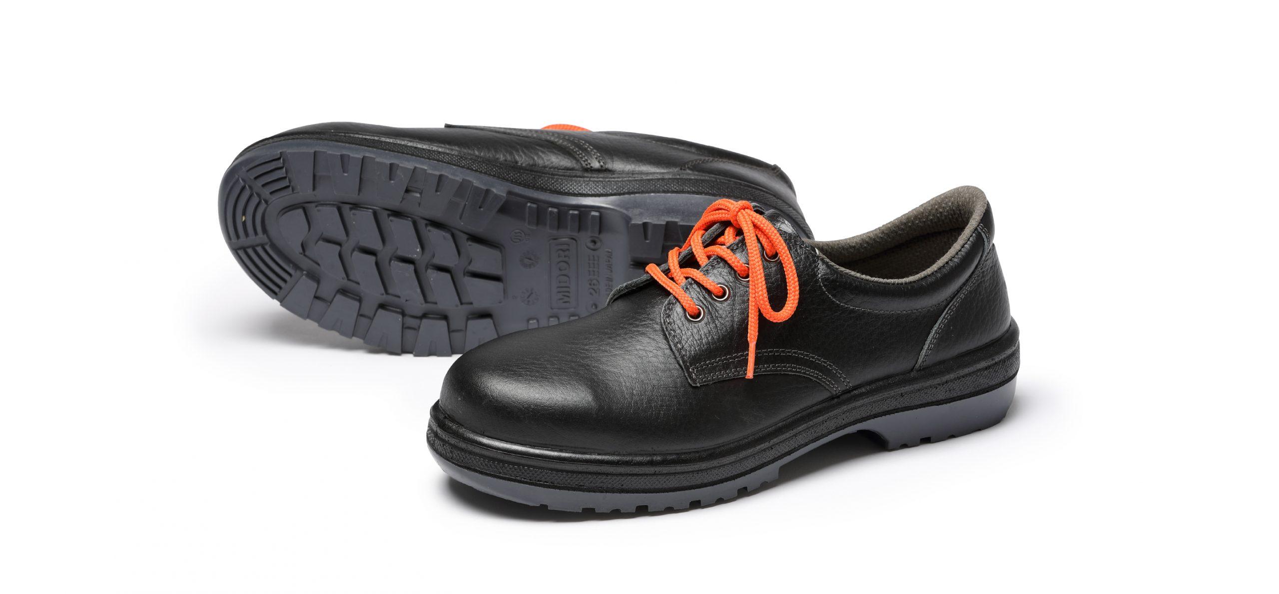 絶縁合成ゴム2層底安全靴