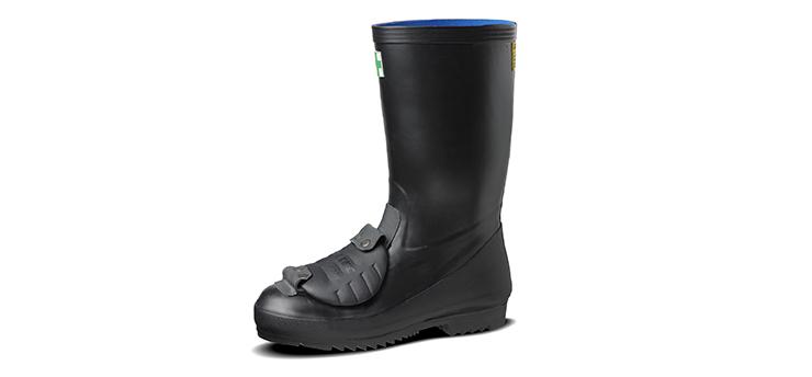 JIS合格 甲プロテクタ付き安全長靴