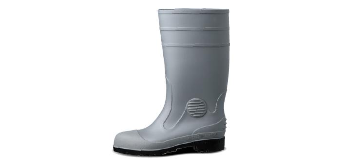 鋼製先芯入り安全長靴W1000N
